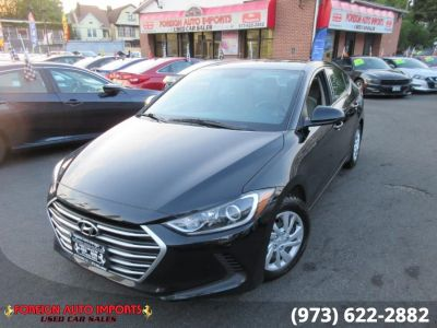 2017 Hyundai Elantra SE 2.0L Automatic (Alabama Pla (Phantom Black)