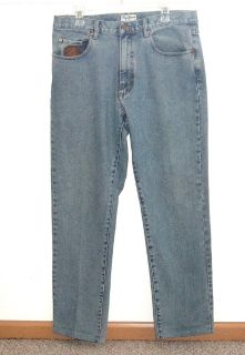 Vintage 90s Pepe BROMPTON High Waist London Mom Jeans Tag 36 Measures 33 Womens