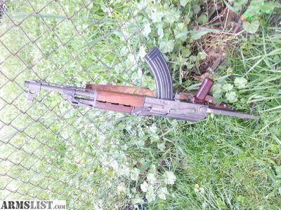 For Sale: Yugoslavia AK47 underfolder 7.62 x39