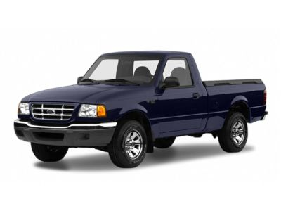 2001 Ford Ranger XL (Oxford White Clearcoat)