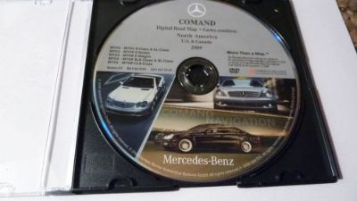 Buy 2004-2008 Mercedes Benz Navigation DVD BQ 6 46 0243 Map Version 8.0 Edition 2009 motorcycle in Bonita Springs, Florida, United States, for US $49.99