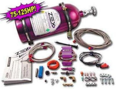 Purchase ZEX 82023 Wet Nitrous Kit Mustang 5.0 5.0L 4.6L Cobra motorcycle in Suitland, Maryland, US, for US $551.83