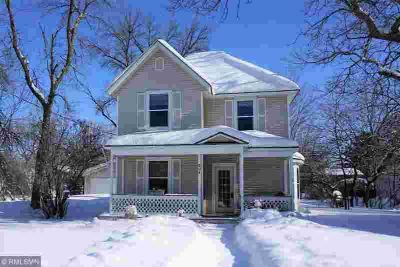 804 5th Avenue N Sauk Rapids Four BR, Wonderful older home with
