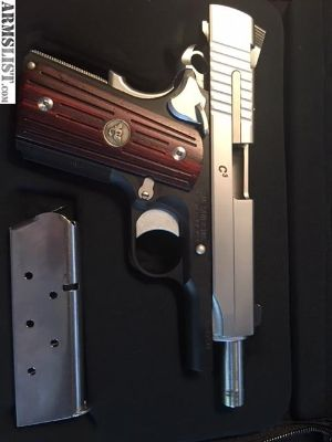 For Sale: Like Brand New Sig Sauer 1911 C3