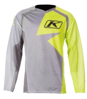 Sell KLIM Mojave Jersey - Lime Green motorcycle in Sauk Centre, Minnesota, United States, for US $59.99