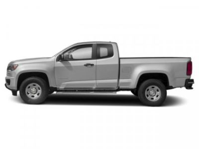 2019 Chevrolet Colorado 2WD Work Truck (Silver Ice Metallic)