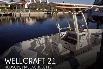 1998 Wellcraft 210 CCF