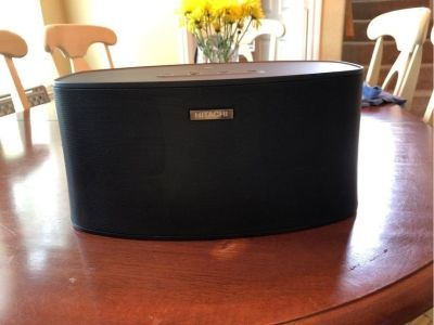 Hitachi W200 Wi-Fi Smart Wireless Speaker