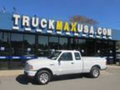 2011 Ford Ranger XLT SuperCab 2WD White, 1 OWNER, CLEAN CARFAX, 4 CYL, TOW PKG,