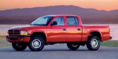 2002 Dodge Dakota Sport (Gray)