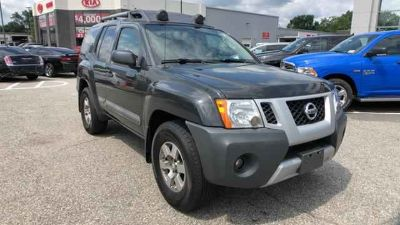 Used 2011 Nissan Xterra 4WD 4dr Auto