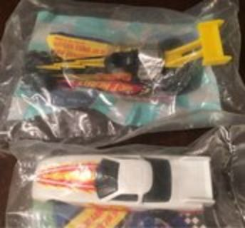 1992 Happy Meal Hot Wheels