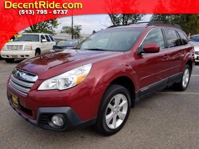 2013 Subaru Outback 2.5i Premium (Venetian Red Pearl)