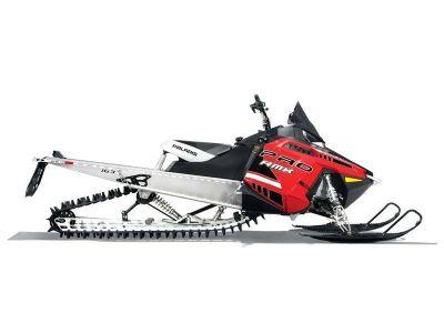 2014 Polaris 800 PRO-RMK 163 Mountain Snowmobiles Boise, ID