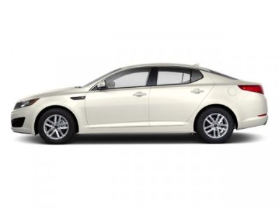 2013 Kia Optima LX (Snow White Pearl)