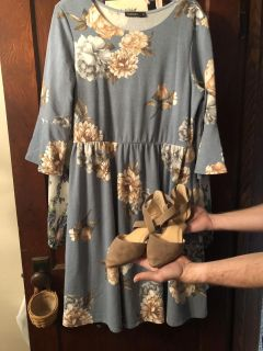 Women s dress size xl and shoes size 9