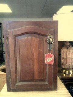 Rose wood small upper cabinet