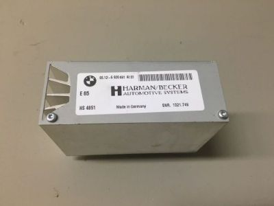 Purchase BMW E60 530i 525i E61 535i HiFi STEREO AMP AMPLIFIER HARMAN/BECKER 6920461 OEM motorcycle in Santa Cruz, California, United States, for US $55.00
