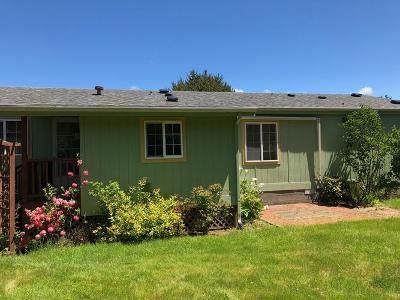 2 Bed 2 Bath Foreclosure Property in Grayland, WA 98547 - Oceano Drive North