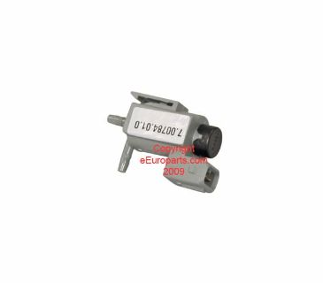 Purchase NEW Pierburg Air Pump Vacuum Valve H72010661 BMW OE 11747810831 motorcycle in Windsor, Connecticut, US, for US $59.46