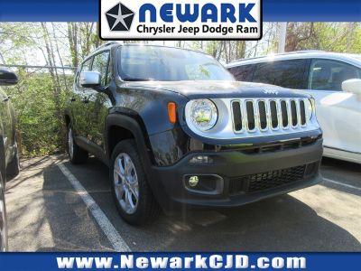 2018 Jeep Renegade LIMITED 4X4 (black)