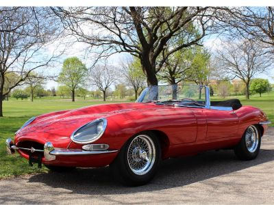 1964 Jaguar XKE Series II