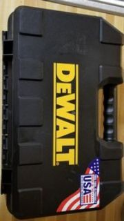 DeWalt Hard Case for Compact Drill