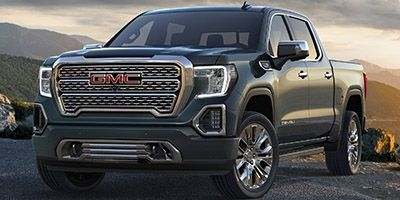 2019 GMC Sierra 1500 Crew Cab Short Box 4-Wheel Dri (White)