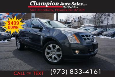 2013 Cadillac SRX Performance Collection (Gray Flannel Metallic)