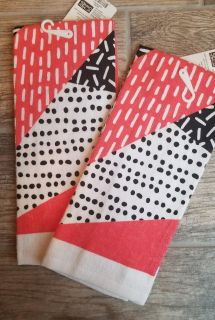 Kitchen Towels NEW with tags set of two