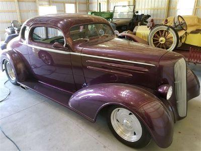 1936 Chevrolet Custom Coupe