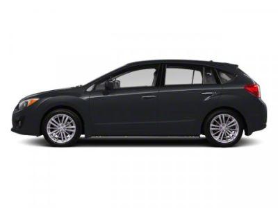 2012 Subaru Impreza 2.0i Limited (Dark Gray Metallic)