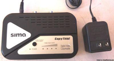 Sima CT-1 Video Copier/Stabilizer/Enhancer