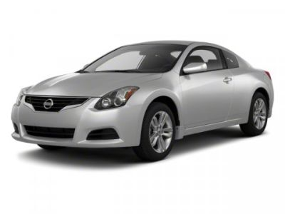 2012 Nissan Altima 2.5 S (Brilliant Silver Metallic)