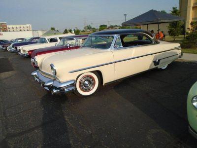 1954 Lincoln Capri, mild custom