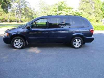 2006 Dodge Grand Caravan SXT (BLU)