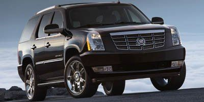 2007 Cadillac Escalade Base (Quicksilver)