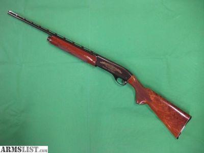For Sale: Remington 1100 LW Skeet .410 Premium Wood 1970