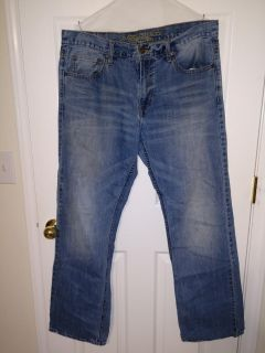 American Eagle boot cut jeans, 36x34
