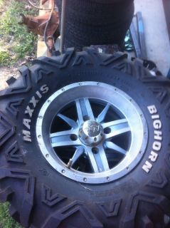 Bighorn tires on aftermarket rims