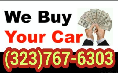 GET THE MOST CASH FOR YOUR JUNK CAR!!!