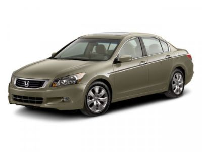2010 Honda Accord EX-L V6 (Black)