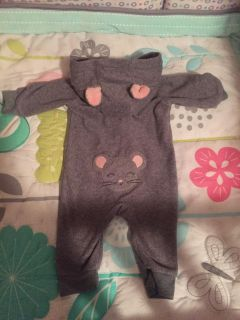 Thick sleeper mouse from carters