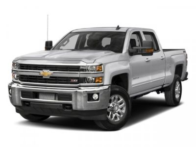 2018 Chevrolet Silverado 2500HD LT (Silver Ice Metallic)
