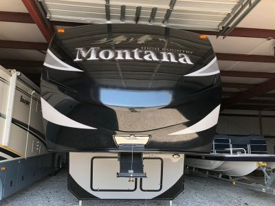 2014 Keystone MONTANA HIGH COUNTRY 305RL
