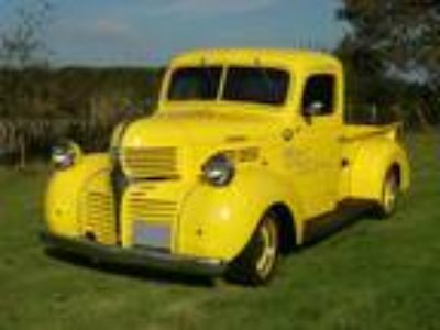 1939 Dodge Halfton Shorthbed Pickup Truck