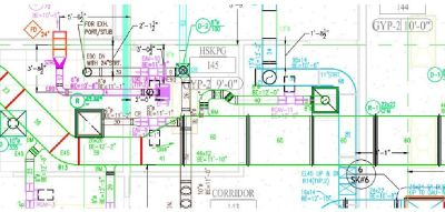 HVAC Drafting Services - silicon Engineering Consultants