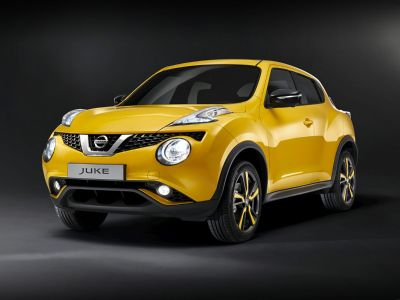 2015 Nissan JUKE S (Bordeaux)