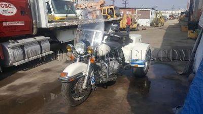 2000 HARLEY-DAVIDSON FLHP TRIKE BIKE ROAD KING EX