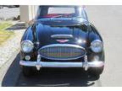 1966 Austin Healey 3000 Mark III Sports Convertibl